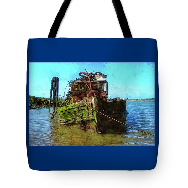 Bad Water Day Tote Bag
