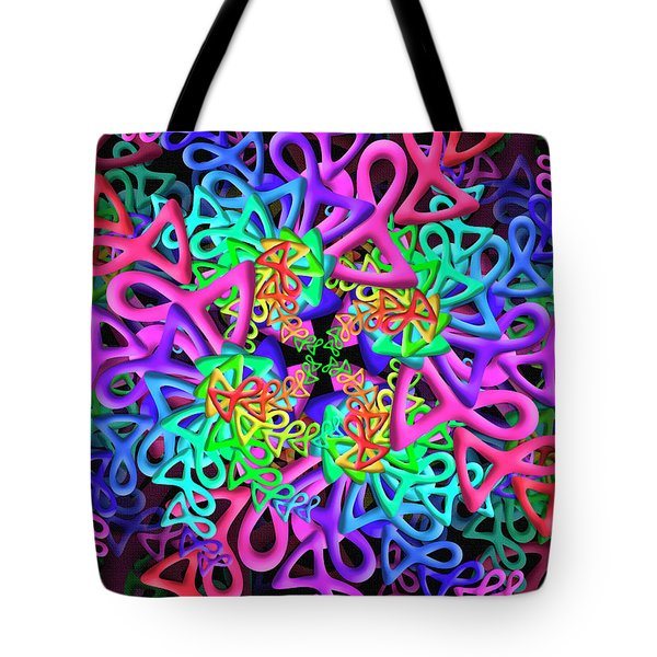 Bagel Remix Tote Bag