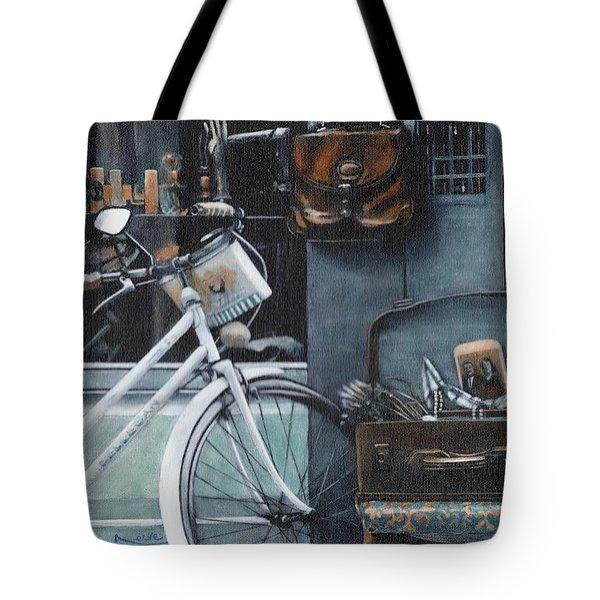 Bagging A Bargain Tote Bag