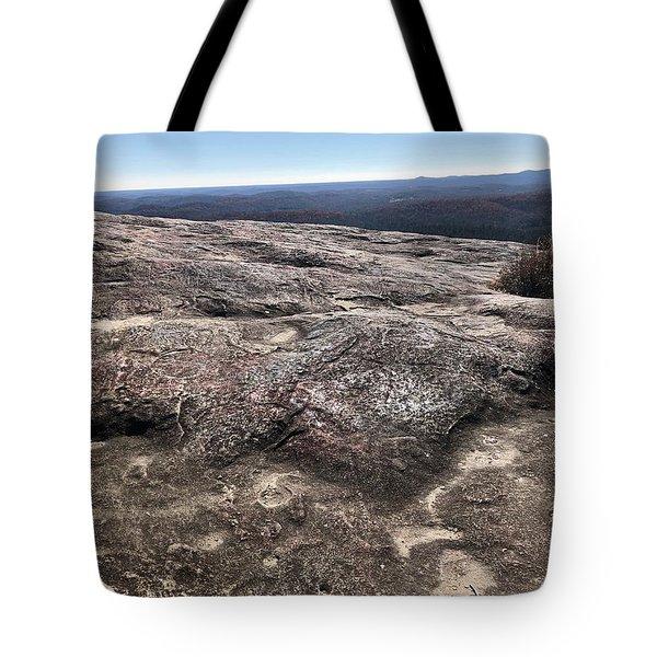 Bald Rock Tote Bag