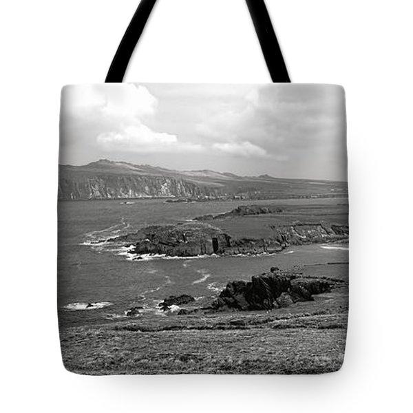 Ballyferriter Bay Seascape Tote Bag