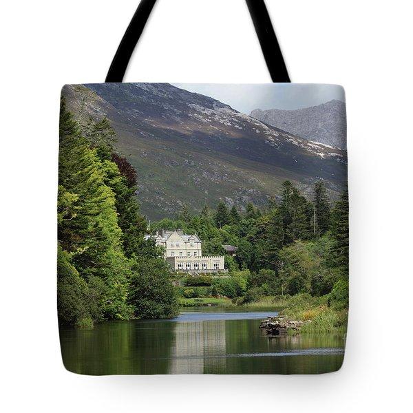 Ballynahinch Castel Tote Bag