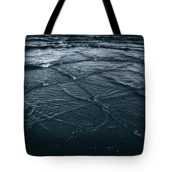 Baltic Sea #3715 Tote Bag