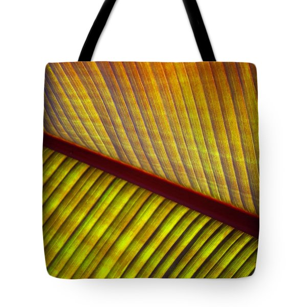 Banana Leaf 8602 Tote Bag