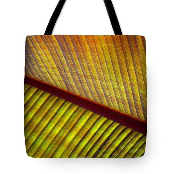 Banana Leaf 8602 Tote Bag