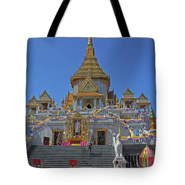 Bangkok, Thailand - Golden Buddha Temple Tote Bag