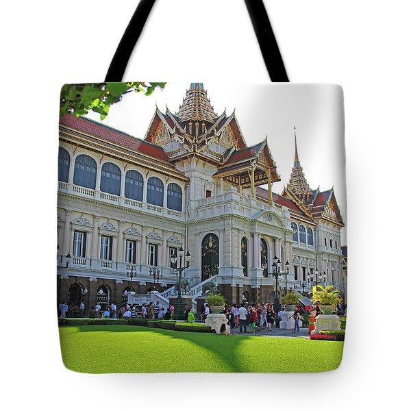 Bangkok, Thailand - The Grand Palace Tote Bag