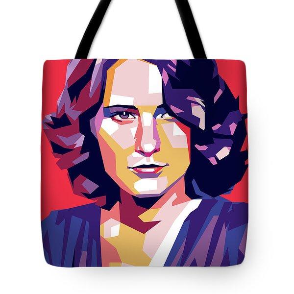 Barbara Stanwyck Tote Bag