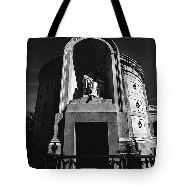 Baroque Tomb Tote Bag