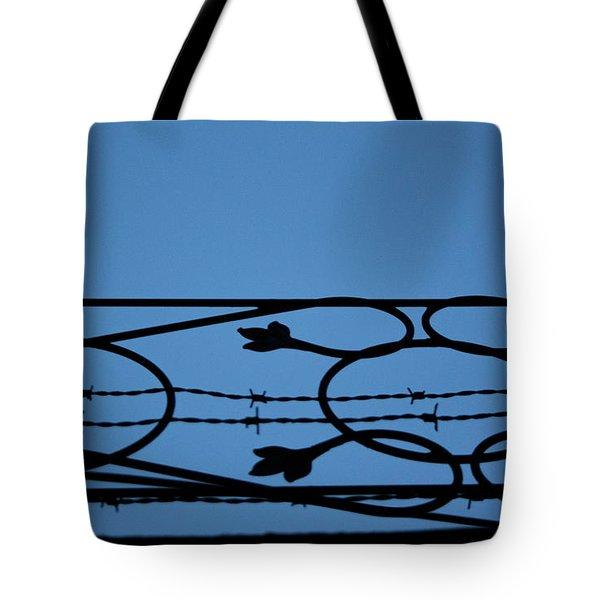 Barrier Tote Bag