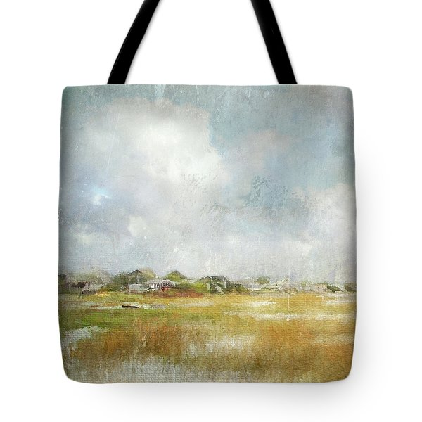 Basin Impressions Tote Bag