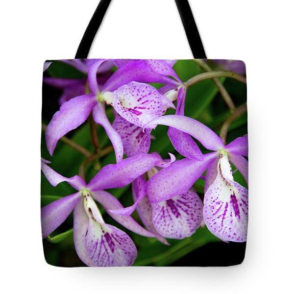 Bc Maikai 'louise' Orchid Tote Bag