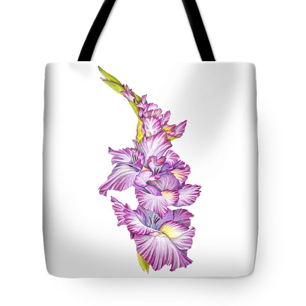 Tote Bag featuring the drawing Be Glad by Nancy Cupp