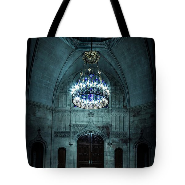 Be The Light Tote Bag
