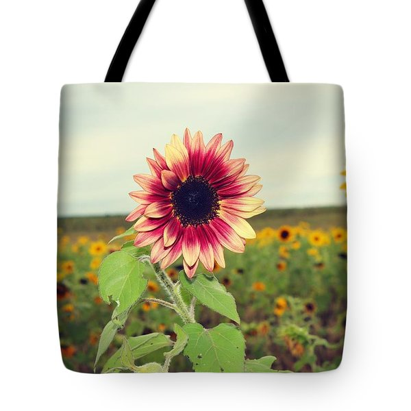 Tote Bag featuring the photograph Be You by Candice Trimble