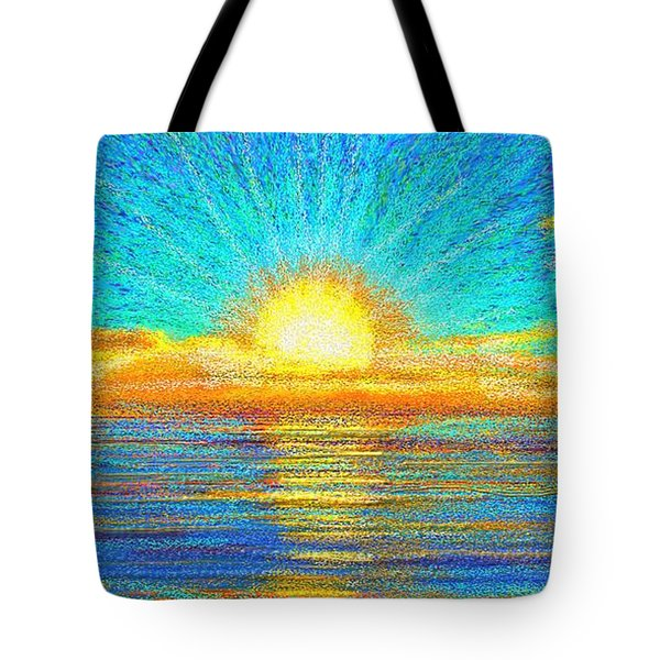Beach 1 6 2019 Tote Bag