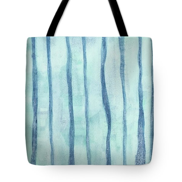 Beach Collection Beach Water Lines 2 Tote Bag