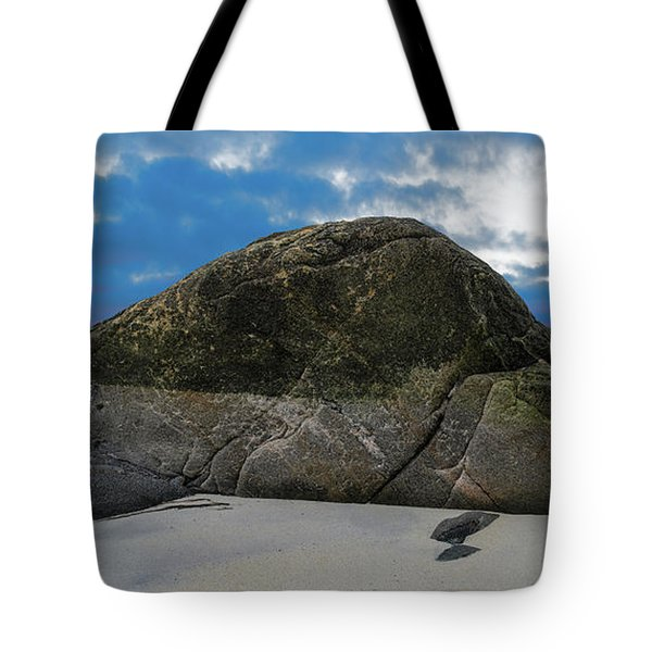 Beach Details Tote Bag