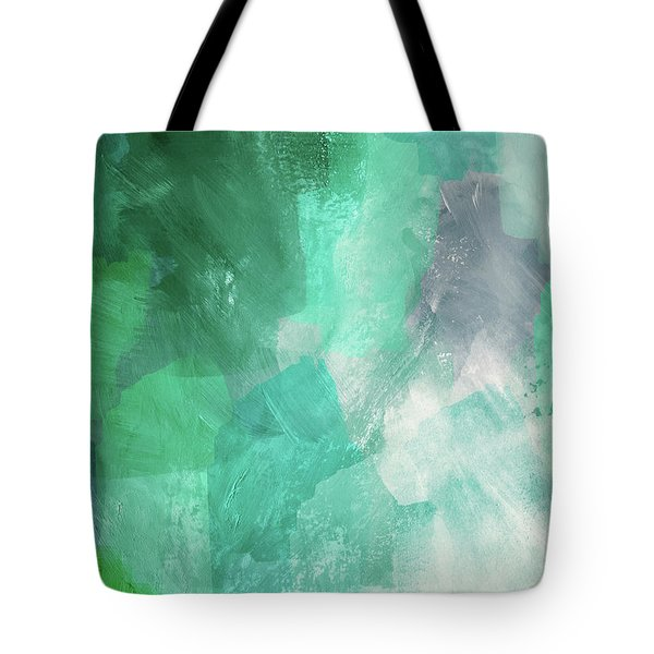 Beach Glass 3- Art By Linda Woods Tote Bag