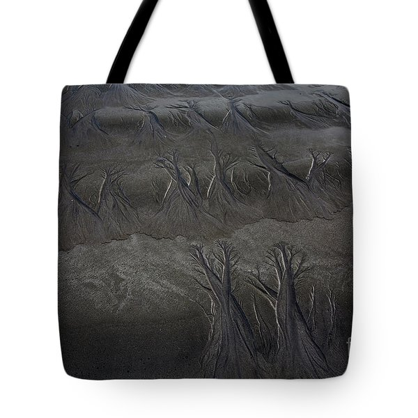 Beach Textures Tote Bag