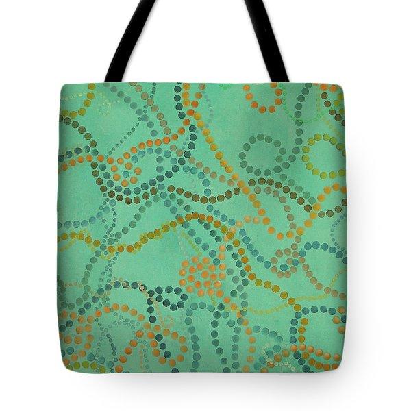 Beads - Under The Ocean Tote Bag