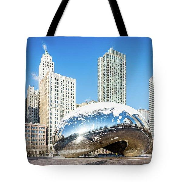 Bean Scene Tote Bag