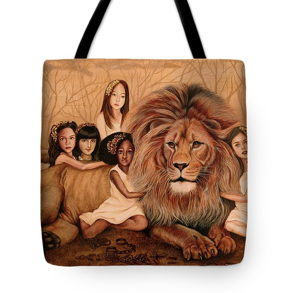 Beautiful And Mighty Tote Bag