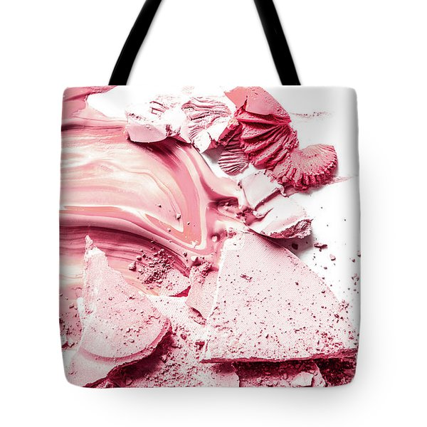 Tote Bag featuring the photograph Beauty Art I by Anne Leven