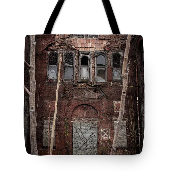 Beauty In Decay Tote Bag