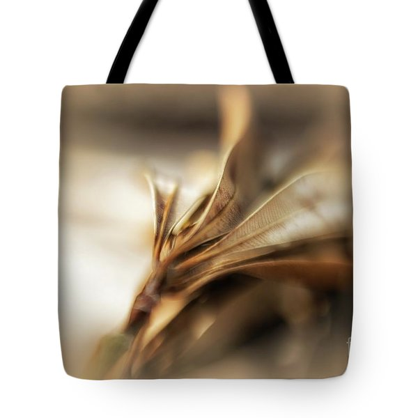 Beauty In Dying Tote Bag