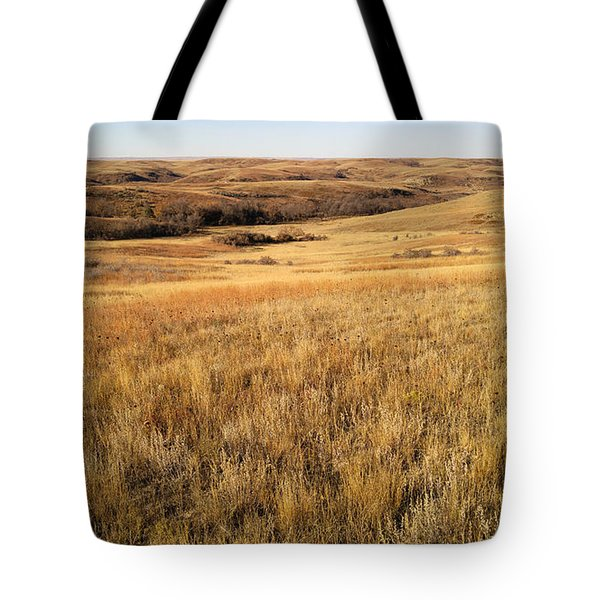 Beauty On The High Plains Tote Bag
