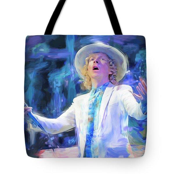 Beck Tote Bag
