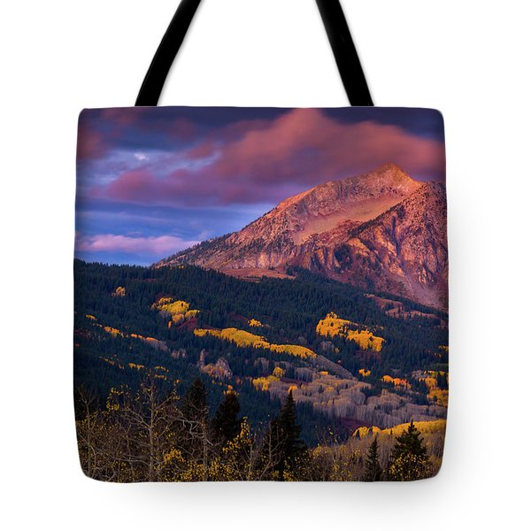 Beckwith At Sunrise Tote Bag