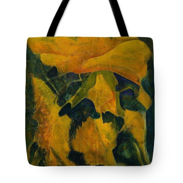 Becoming Abstract Tote Bag