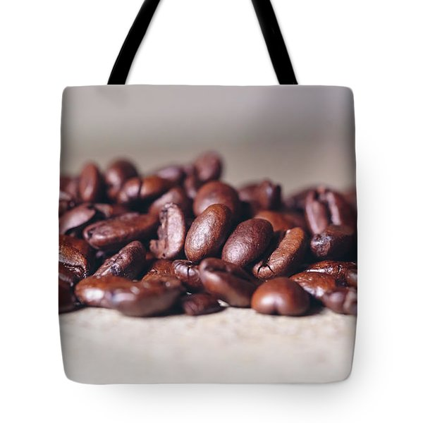 Before The Grind Tote Bag