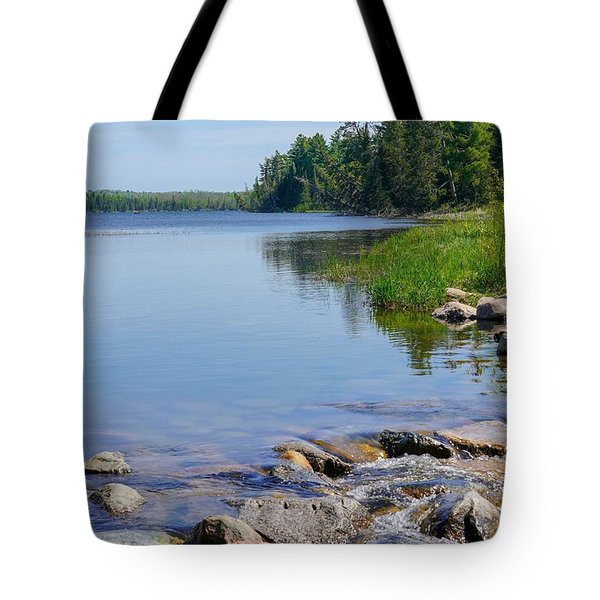 Beginning Of A Journey Tote Bag
