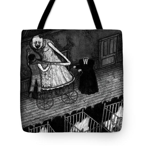 Bella The Nightmare Carriage - Artwork Tote Bag