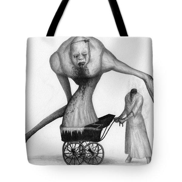 Bella The Nightmare Carriage Updated - Artwork Tote Bag