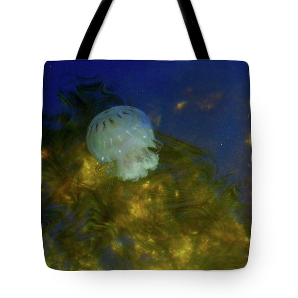Below The Surface Tote Bag