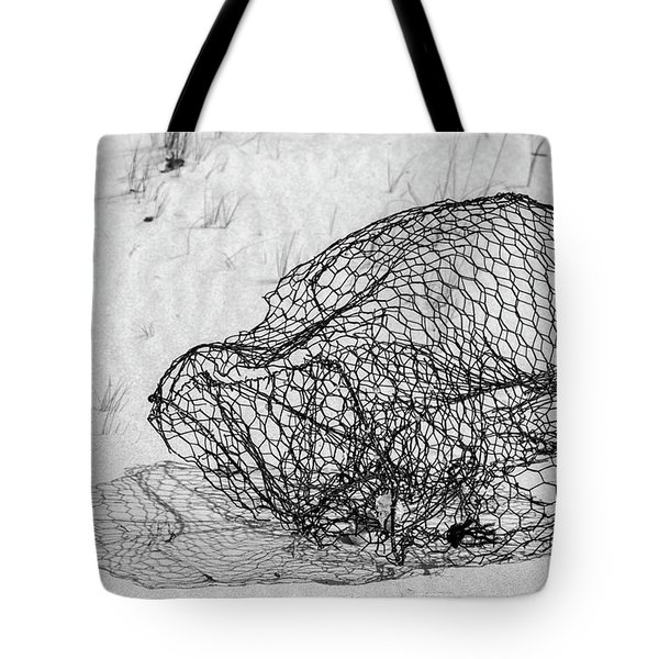 Bent And Twisted Tote Bag
