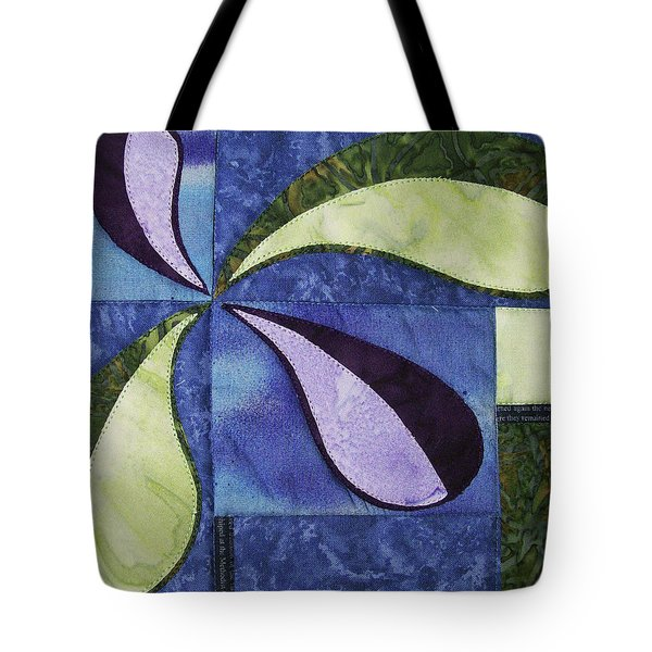 Bent Out Of Shape Tote Bag