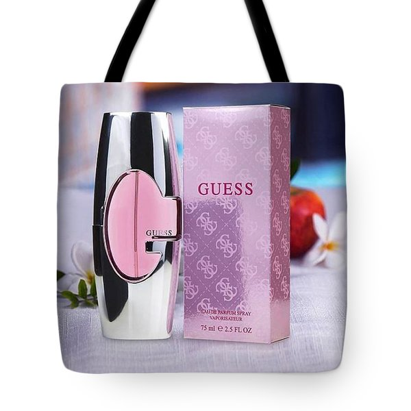 Best Perfume By Guess For Women On Chicsta Tote Bag