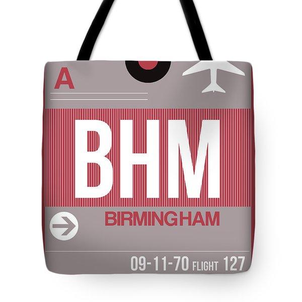 Bhm Birmingham Luggage Tag II Tote Bag