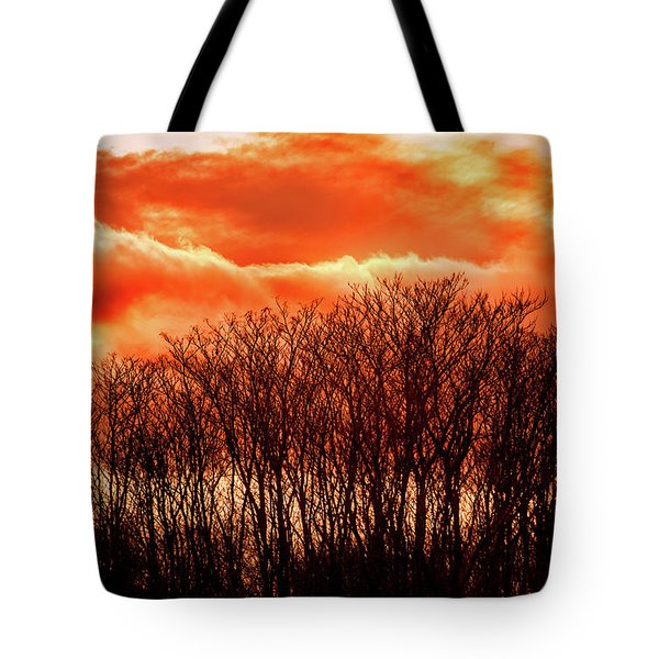 Bhrp Sunset Tote Bag