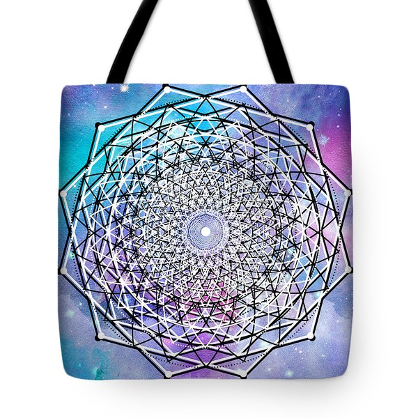 Tote Bag featuring the digital art Big Bang by Bee-Bee Deigner