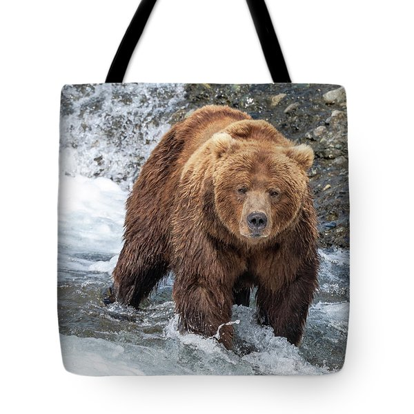 Big Boar Tote Bag