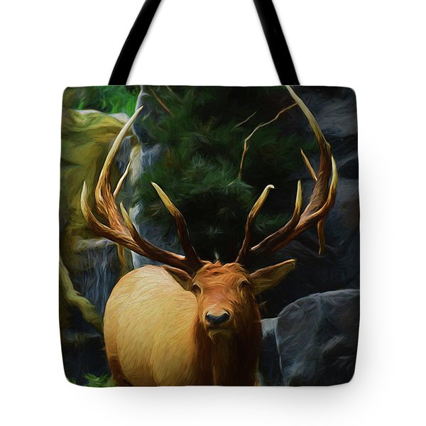 Big Buck 81619 Tote Bag