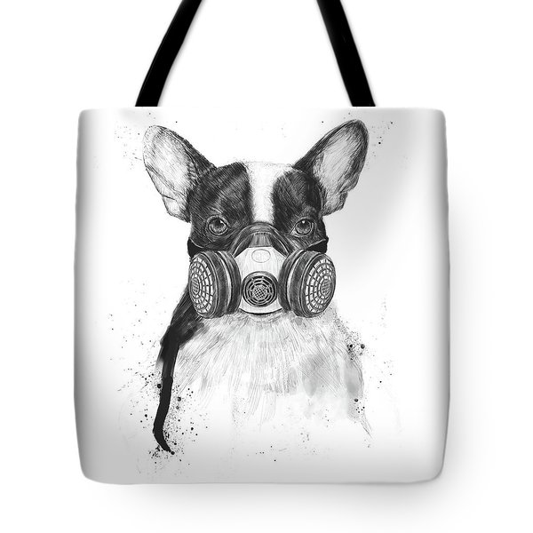Big City Life Tote Bag