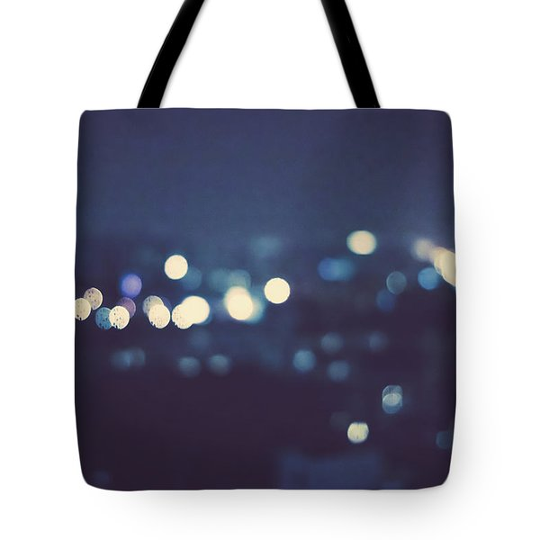 Tote Bag featuring the photograph Big Metropolitan V by Anne Leven