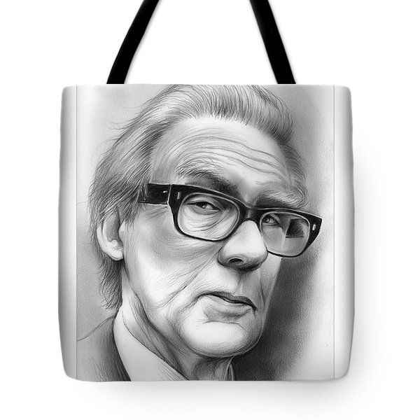 Bill Nighy Tote Bag